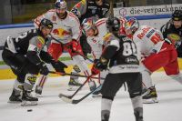 Dornbirn Bulldogs vs EC Red Bull Salzburg (c) GEPA pictures Oliver Lerch