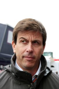 Toto Wolff (c) Maier